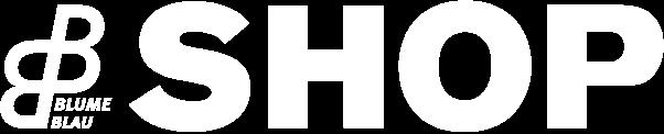 blumeblau Shop Logo