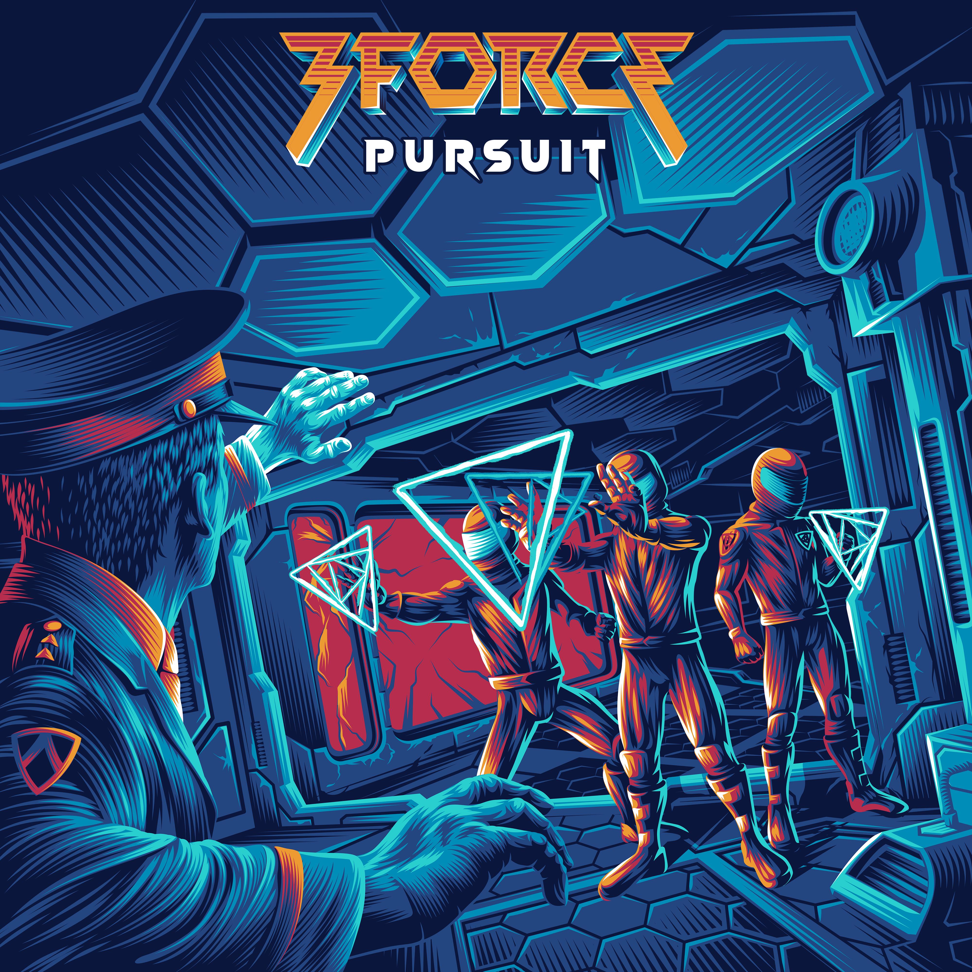 3FORCE - Pursuit (Single) Image