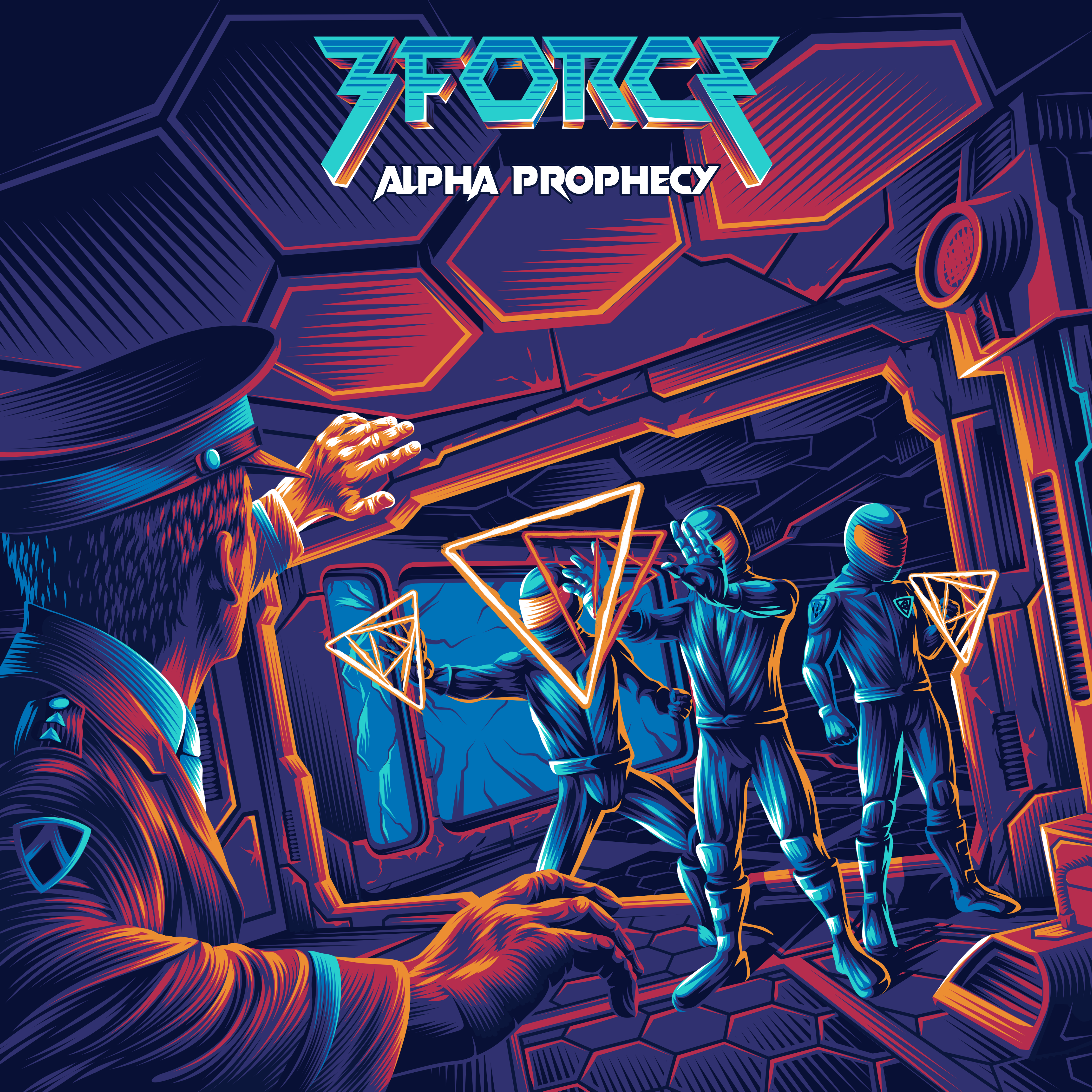 3FORCE - Alpha Prophecy (Single) Image