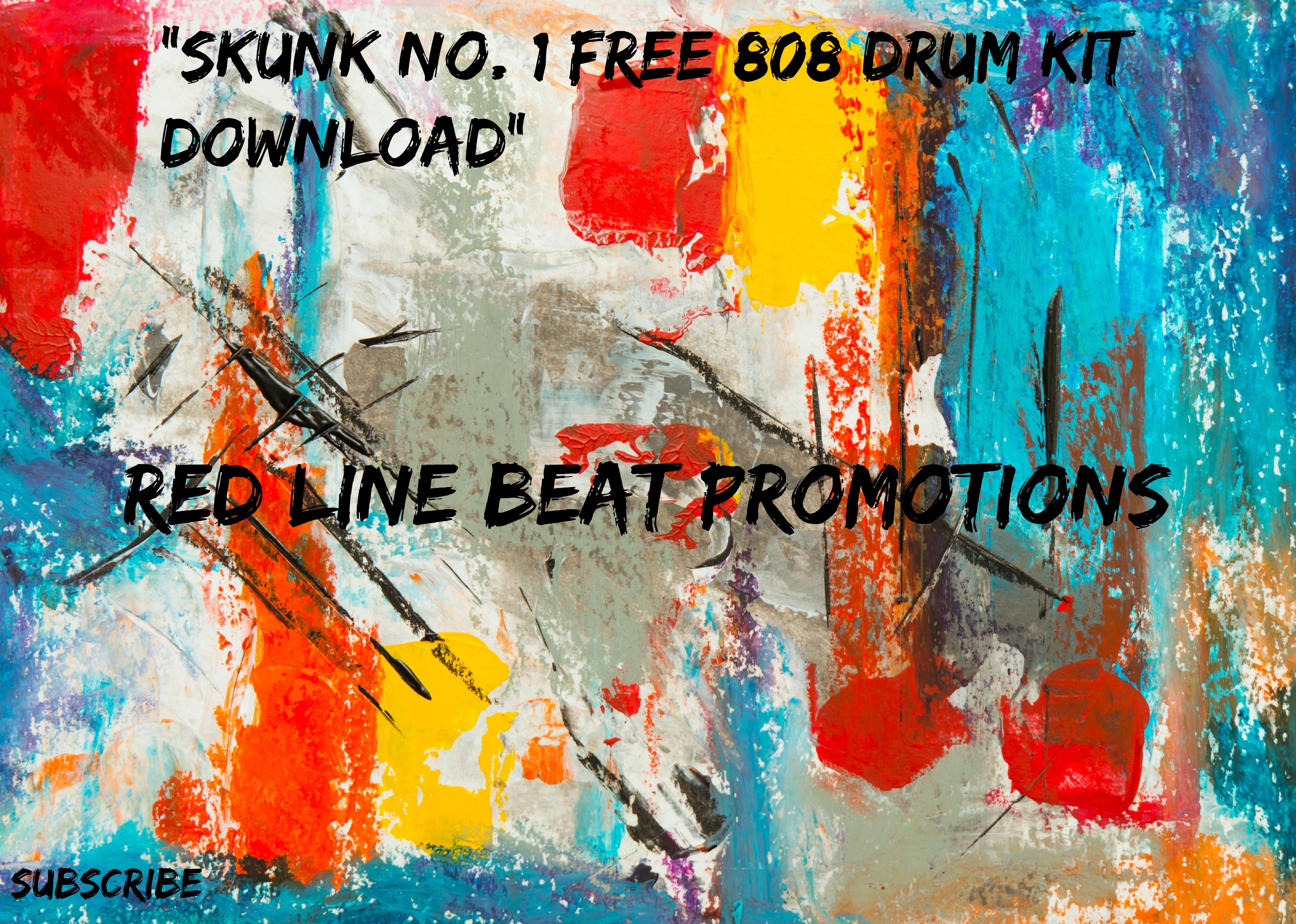 Trap 808 Drum Kit