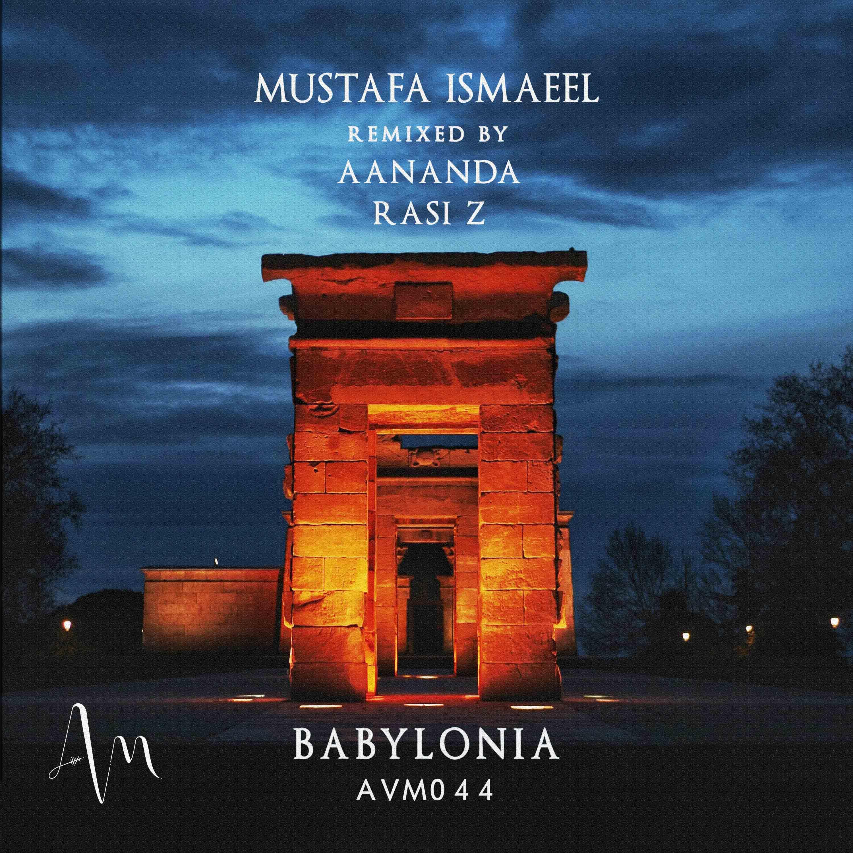 Mustafa Ismaeel - Babylonia EP Image