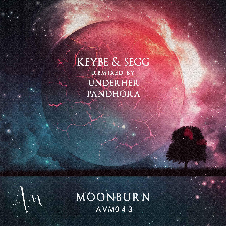 Keybe & SEGG - Moonburn  Image