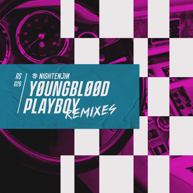 Yøungbløød - Playboy VIP + Remixes Image