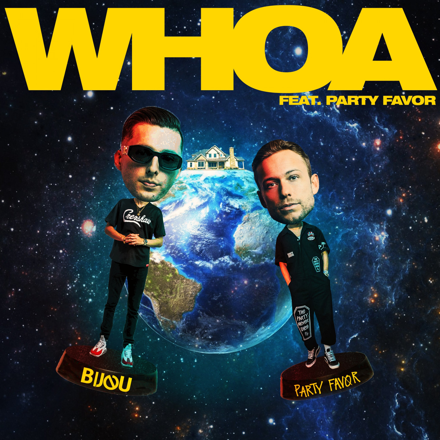 WHOA (feat. Party Favor) Image