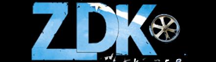ZDK artist indé Logo