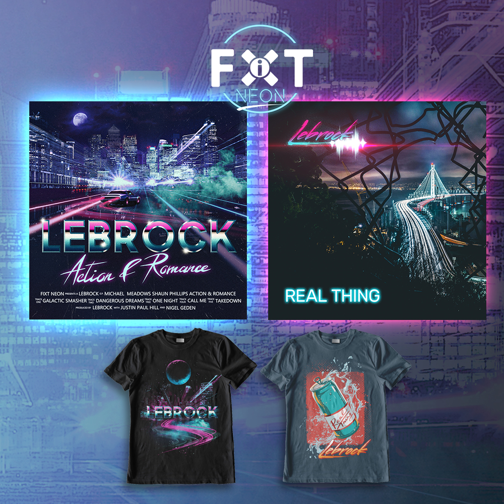 LeBrock - Real Thing (Remastered) Image