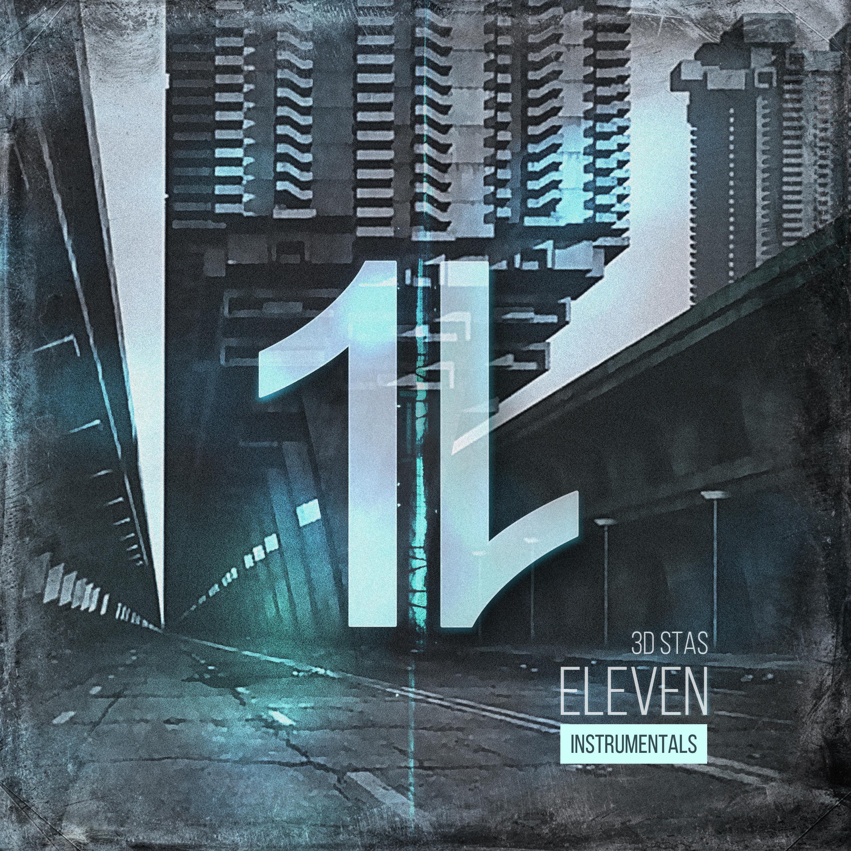 3D Stas - Eleven (Instrumentals) Image