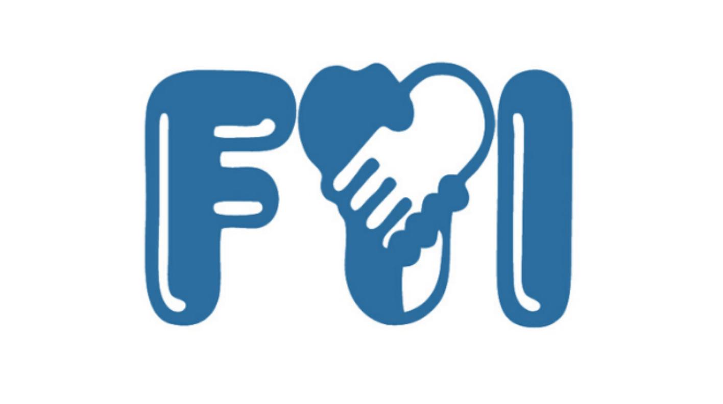 Fresh Youth Initiative x donSMITH: Donation fundraiser Logo
