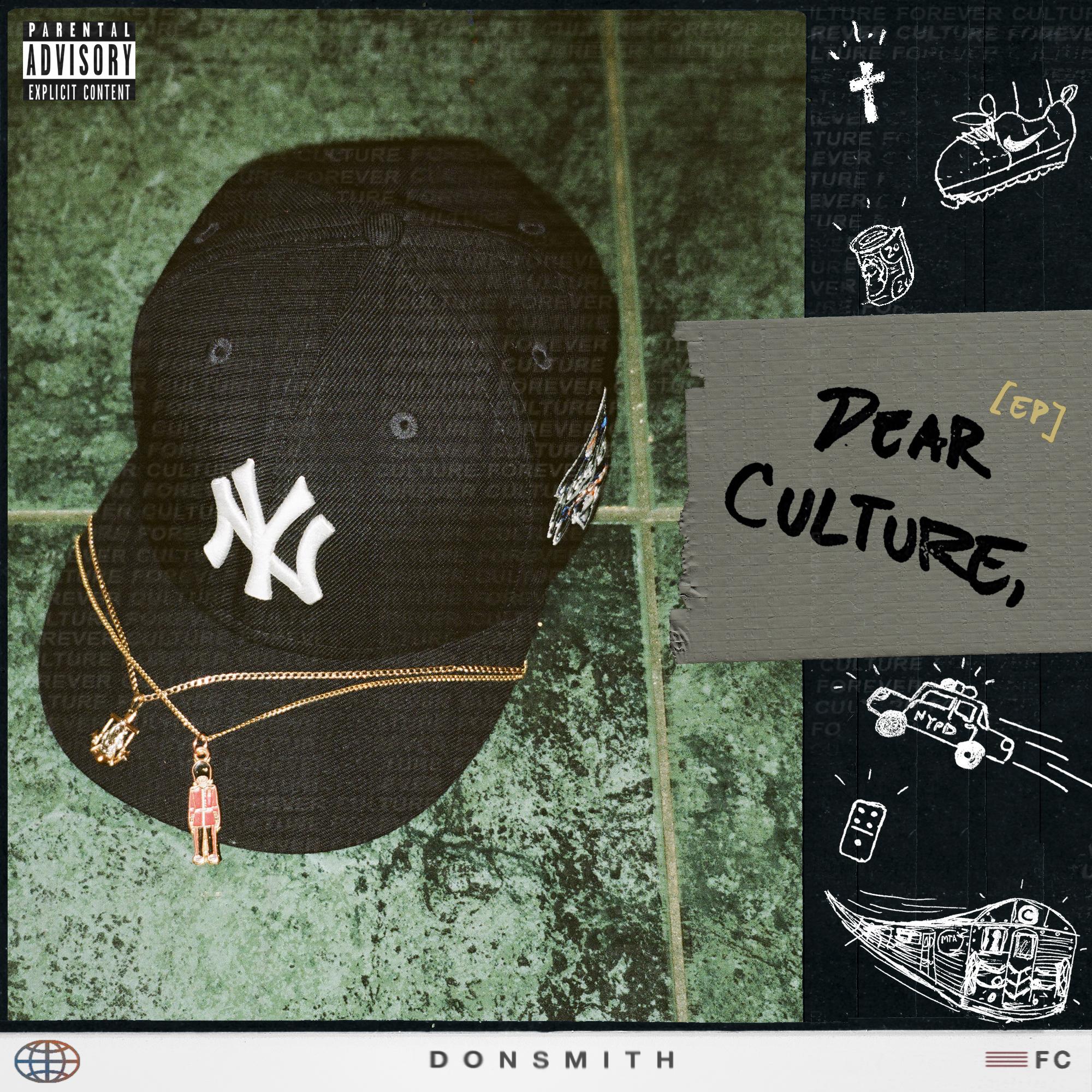 Dear Culture - EP Image