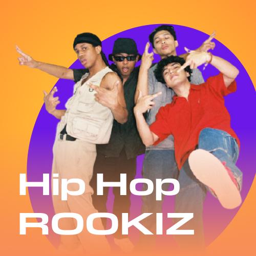 Hip Hop ROOKIZ - Playlist Image