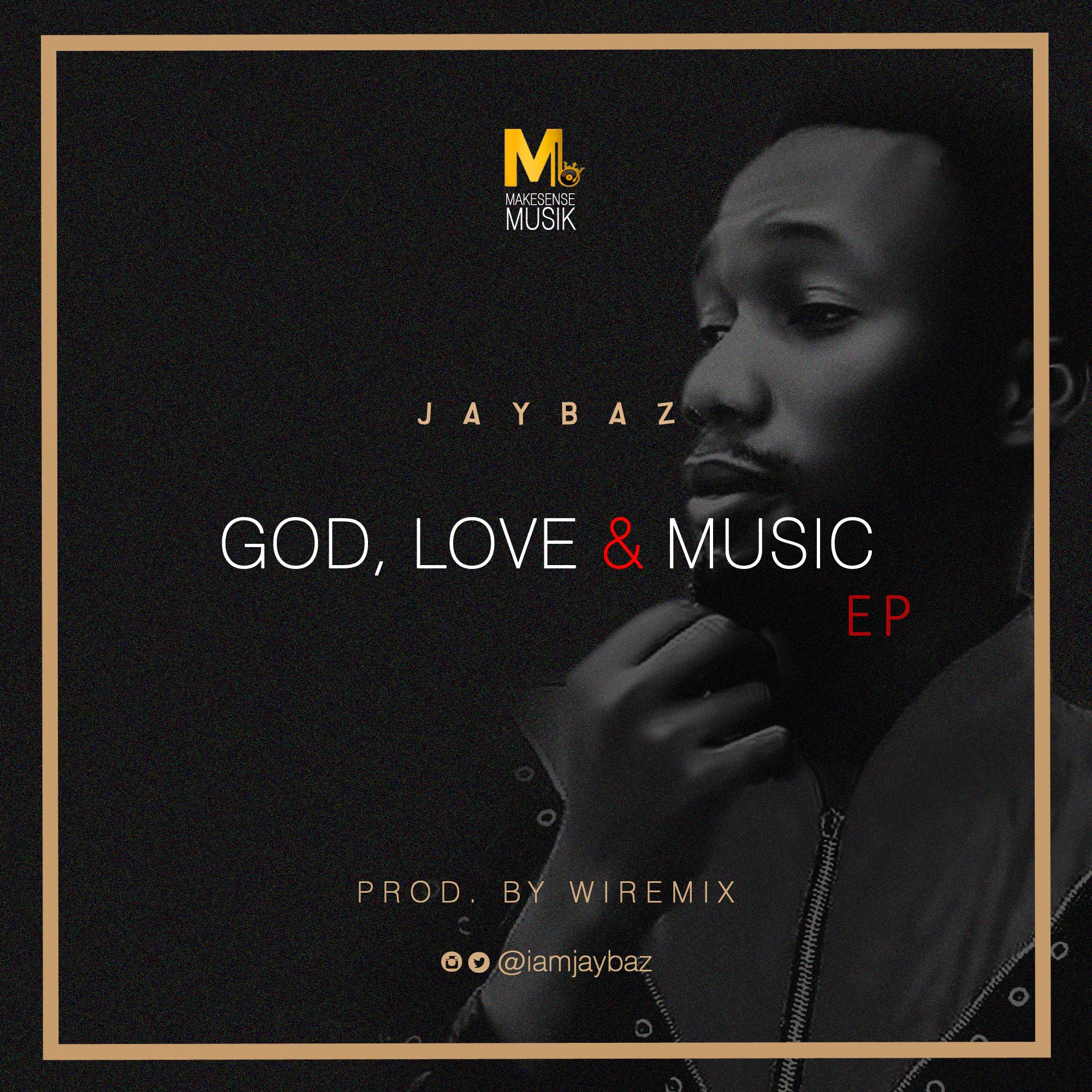 God, Love & Music EP Image