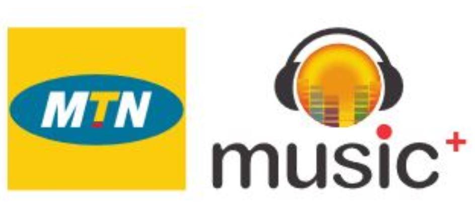 MTN Music Plus Logo