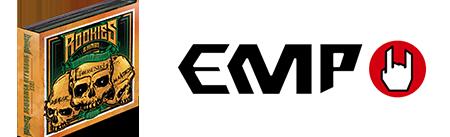Digipak Bundle (alle 3 Bands) bei EMP vorbestellen Logo