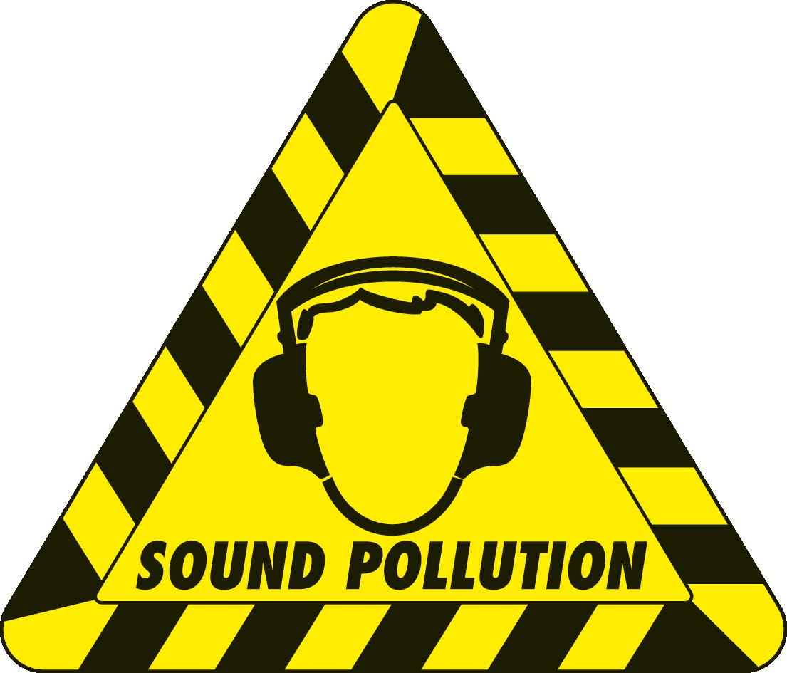Sound Pollution (SE) Logo
