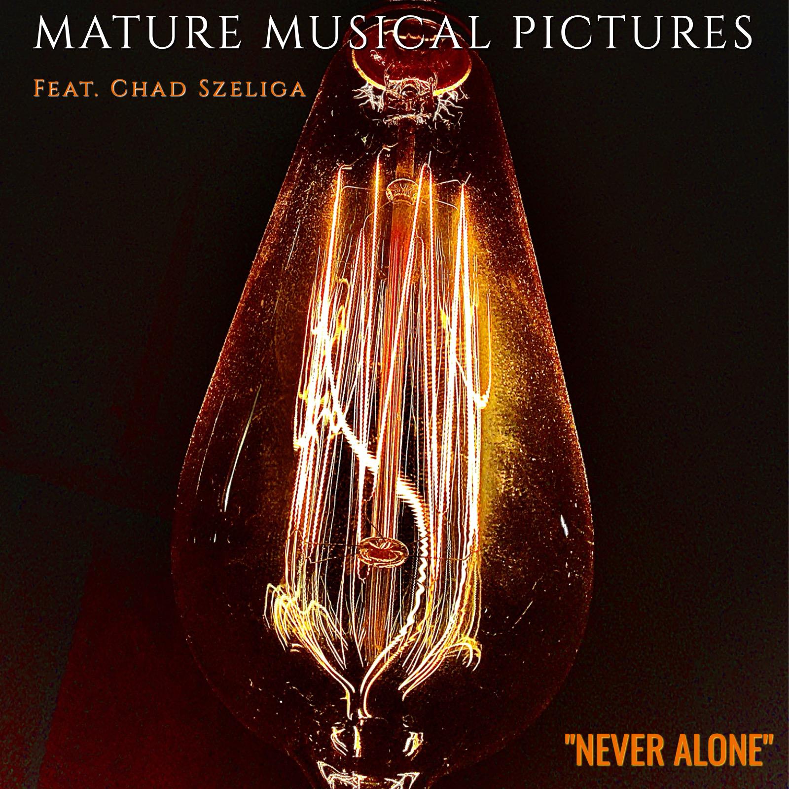 Never Alone (feat. Chad Szeliga) Image