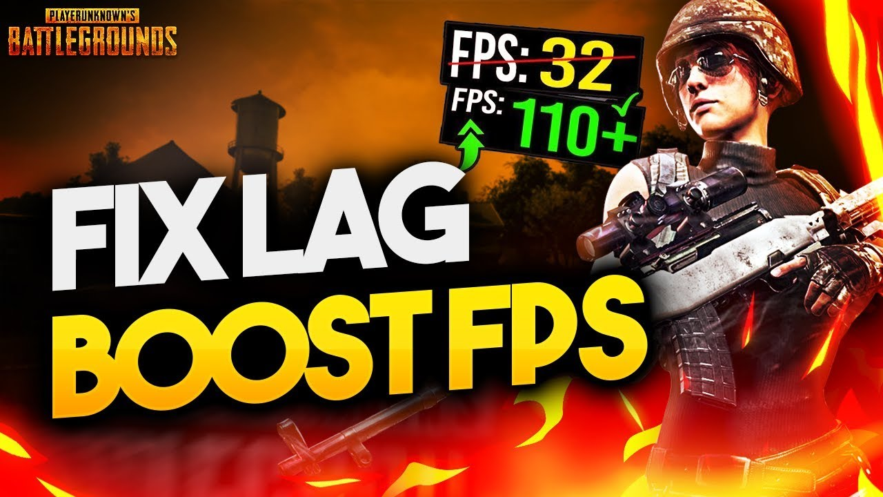 PUBG FPS BOOST PACK by fusedgt - Free download on ToneDen