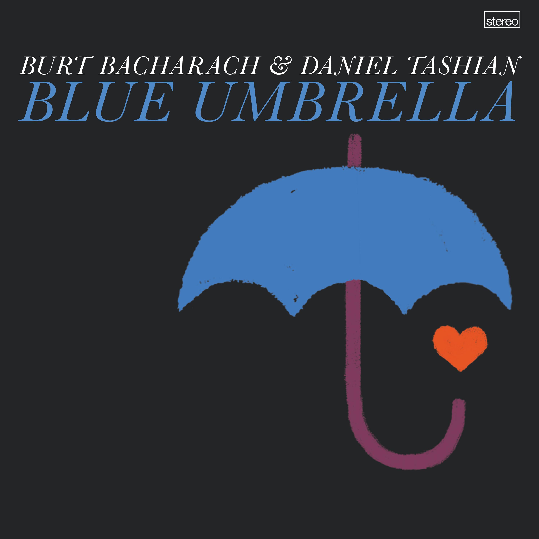 Blue Umbrella Image