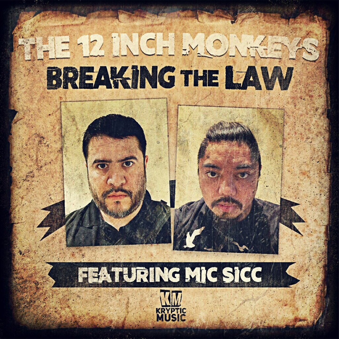 Breaking The Law Featuring Mic Sicc Image