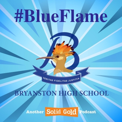 #BlueFlame by Bryanston High Image