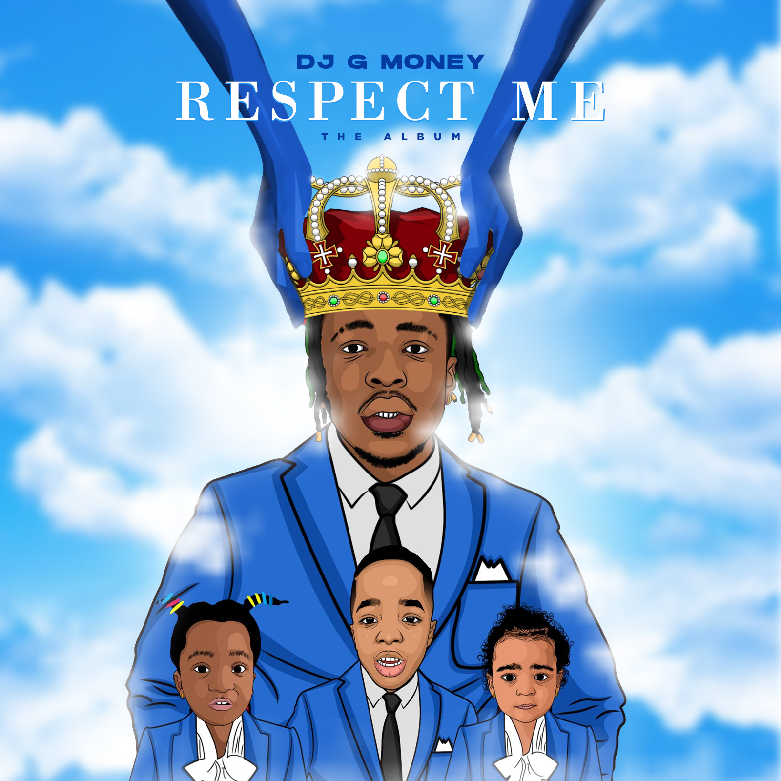 RESPECT ME THE ALBUM Image