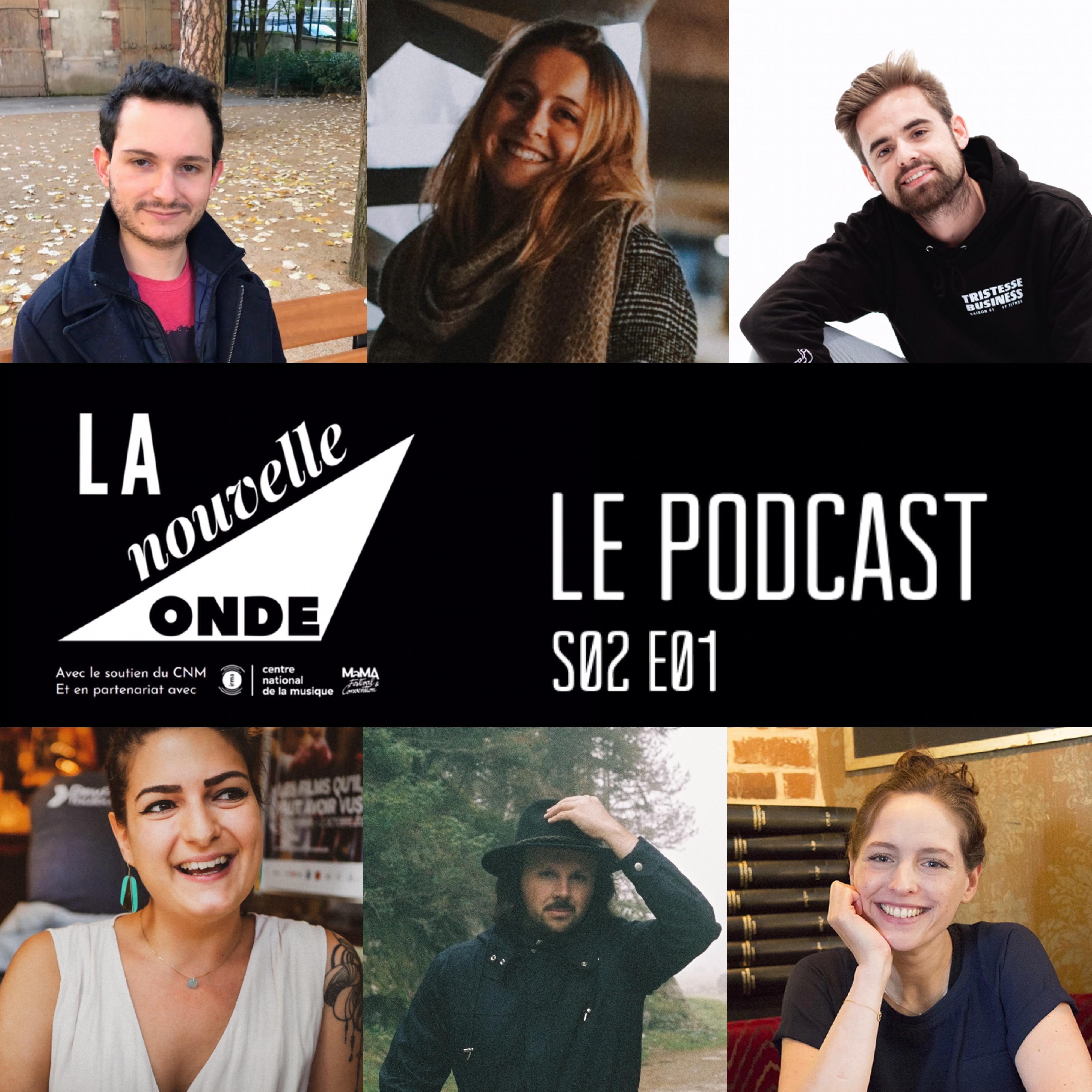 Podcast LNO S02 E01 - Métier tous risques et tout terrain : le management d'artistes Image