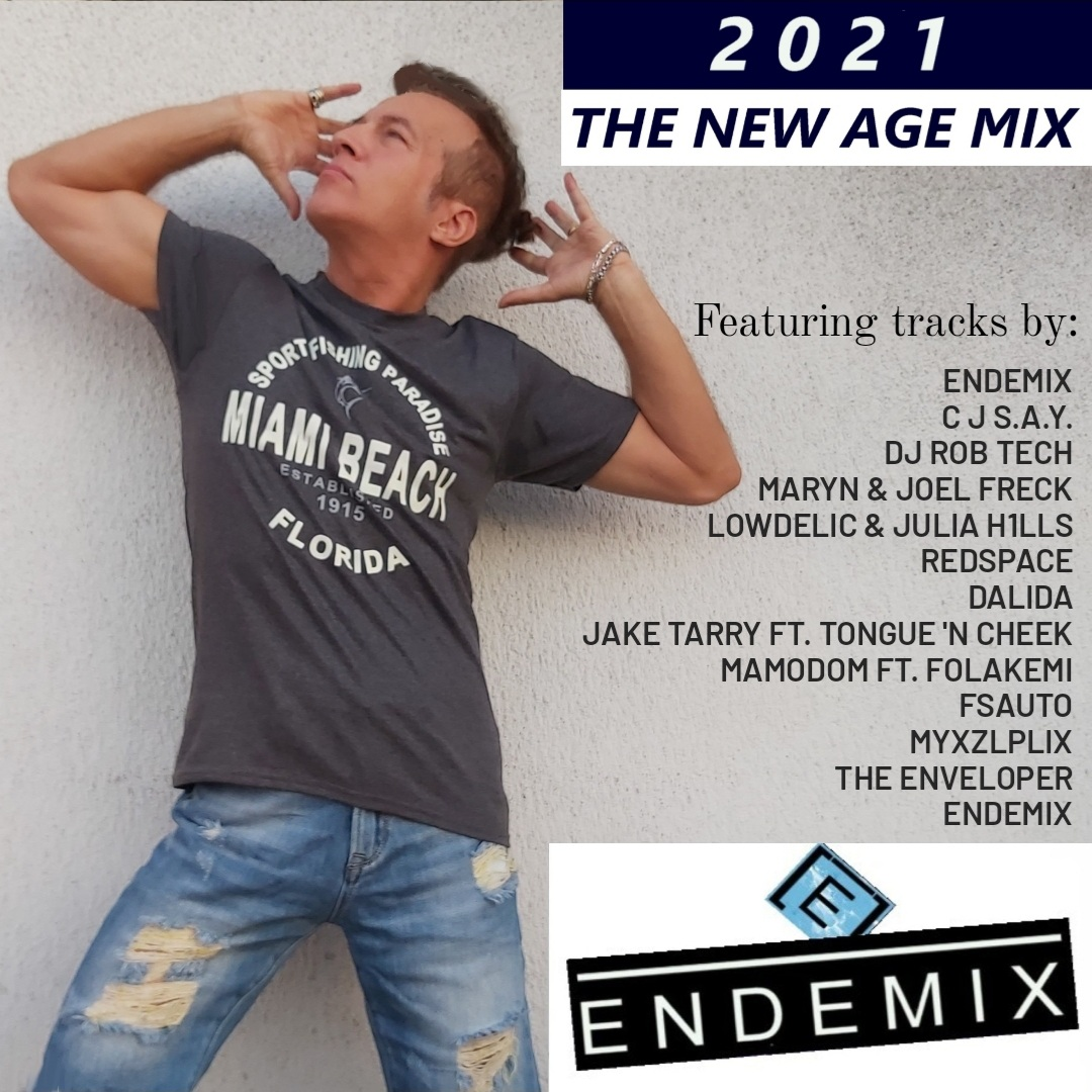 2021 THE NEW AGE MIX Image