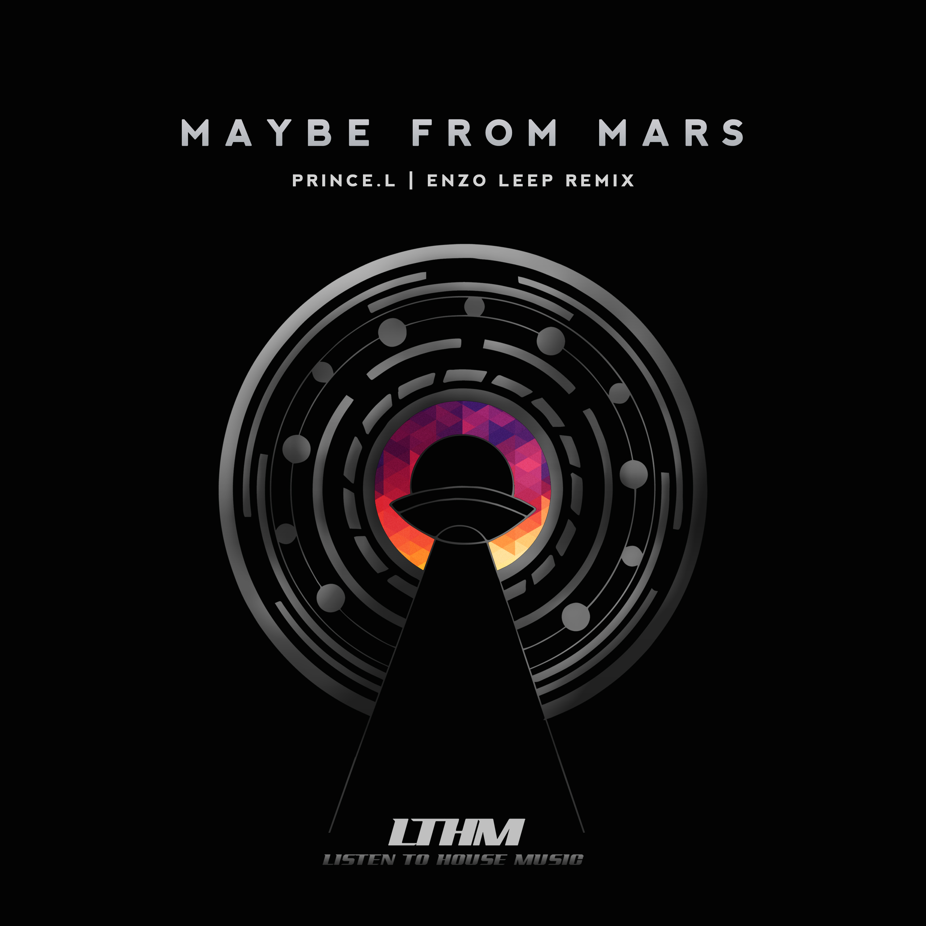 Maybe From Mars Part 1 Logo
