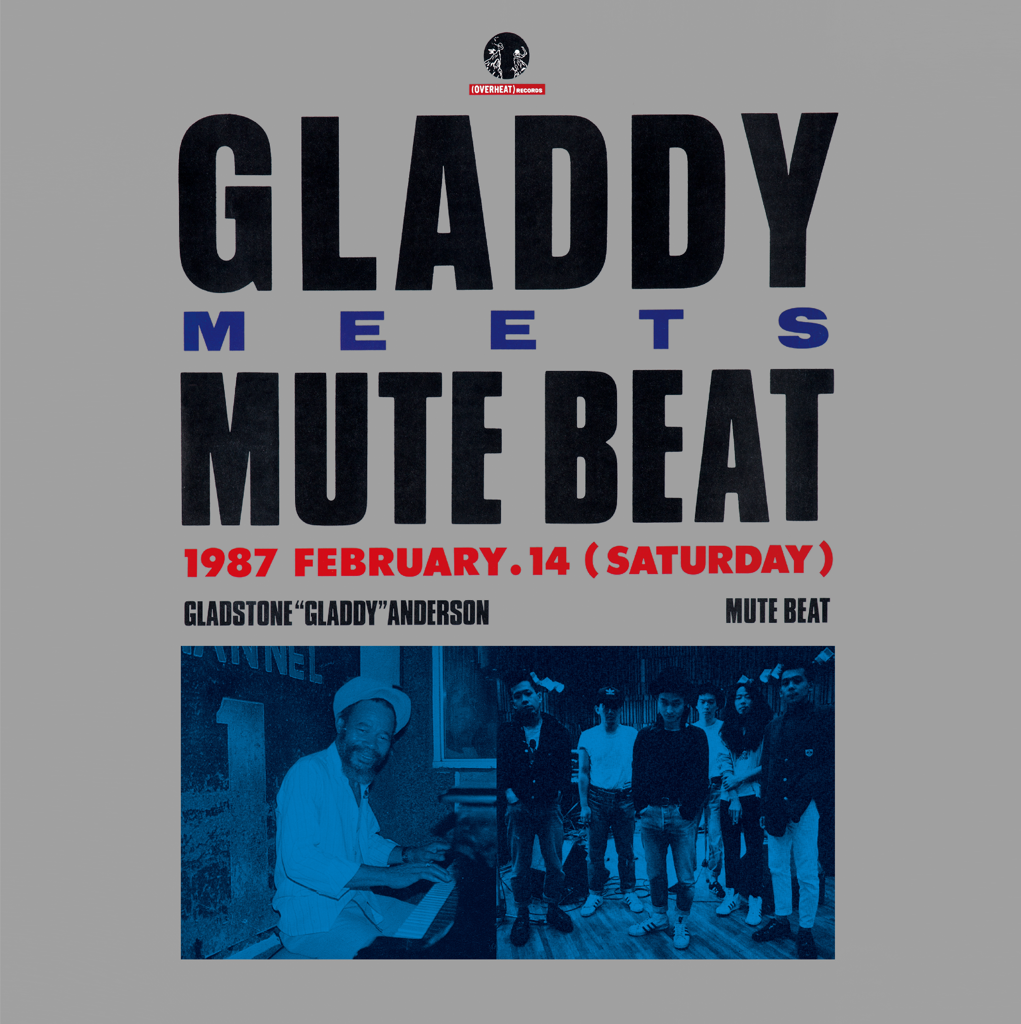 GLADDY MEETS MUTE BEAT Image
