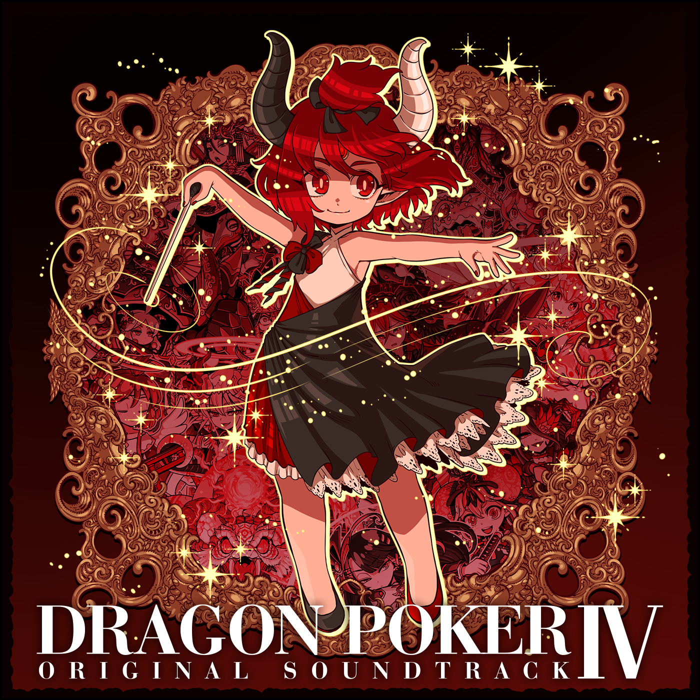 DRAGON POKER ORIGINAL SOUNDTRACK 4 Image