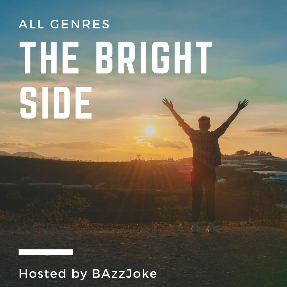 THE BRIGHT SIDE - Spotify Playlist Logo