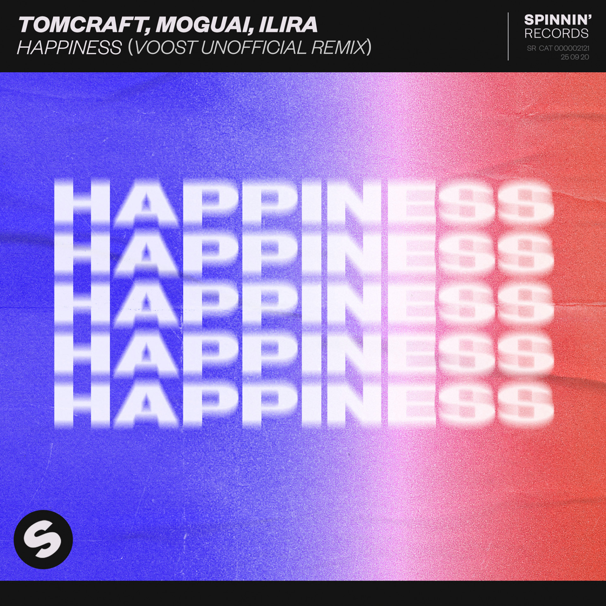 Happiness (Voost Remix) Image