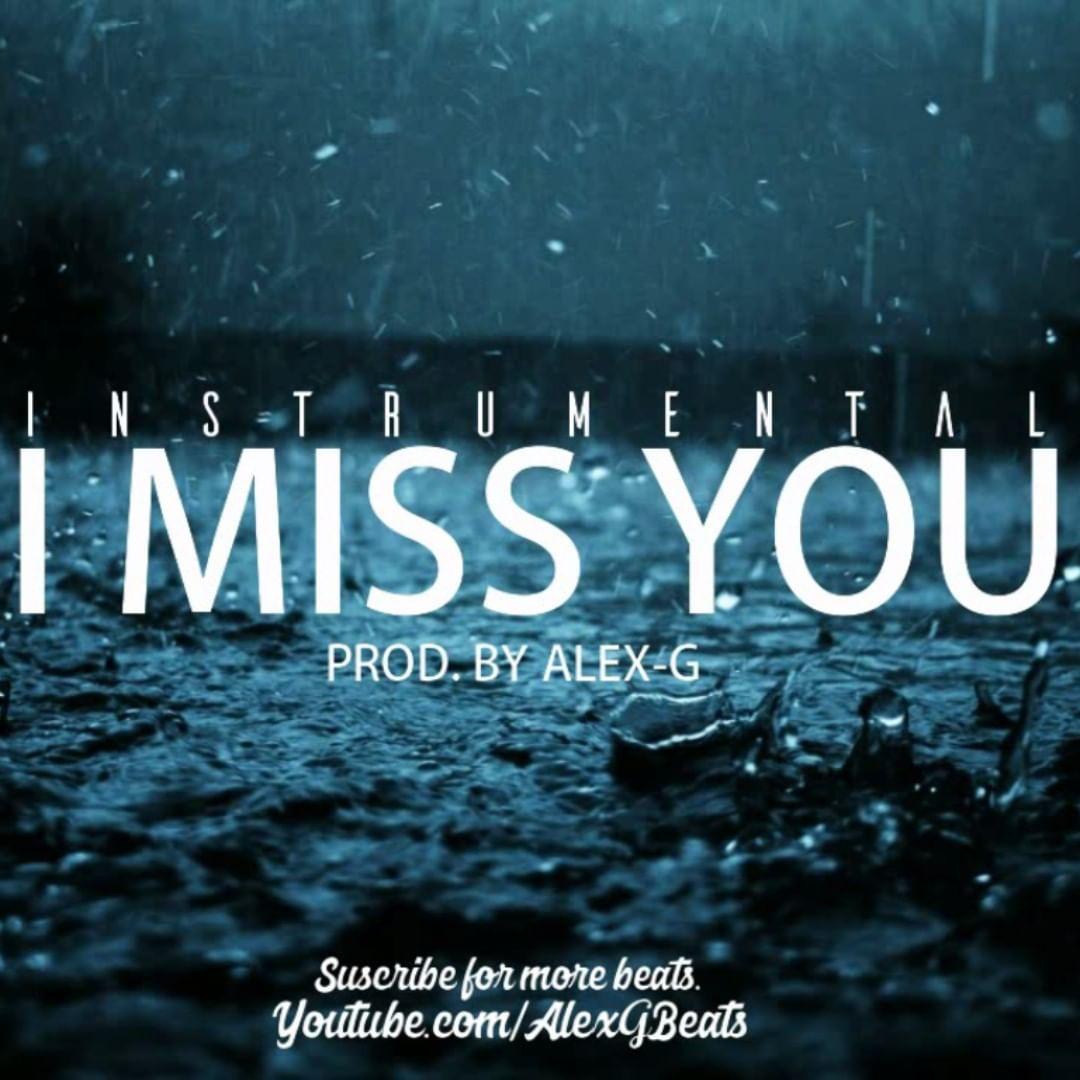 Free] Sad Piano Rap Beat - I miss you - Instrumental [Prod