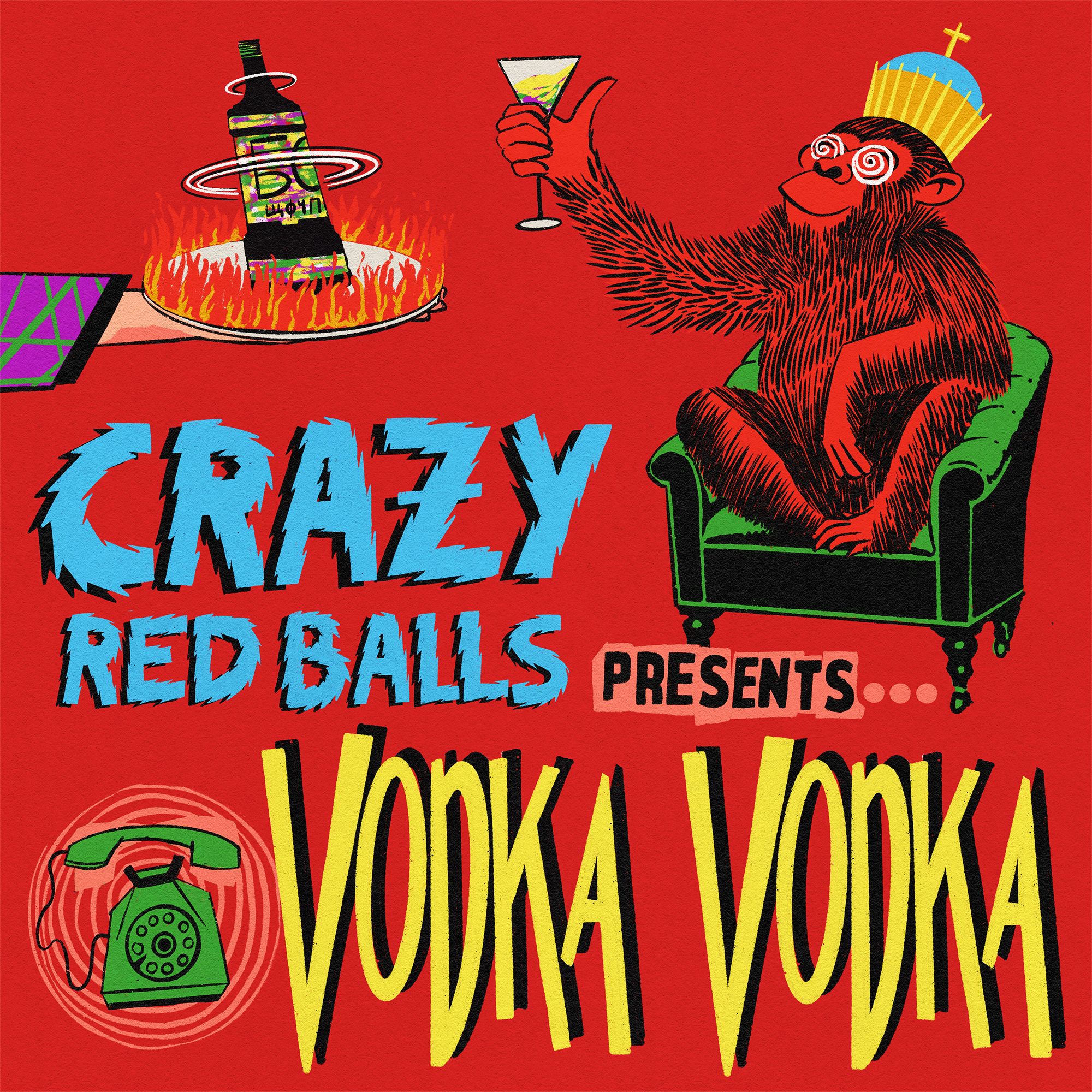 Vodka Vodka by Crazy Red Balls Image