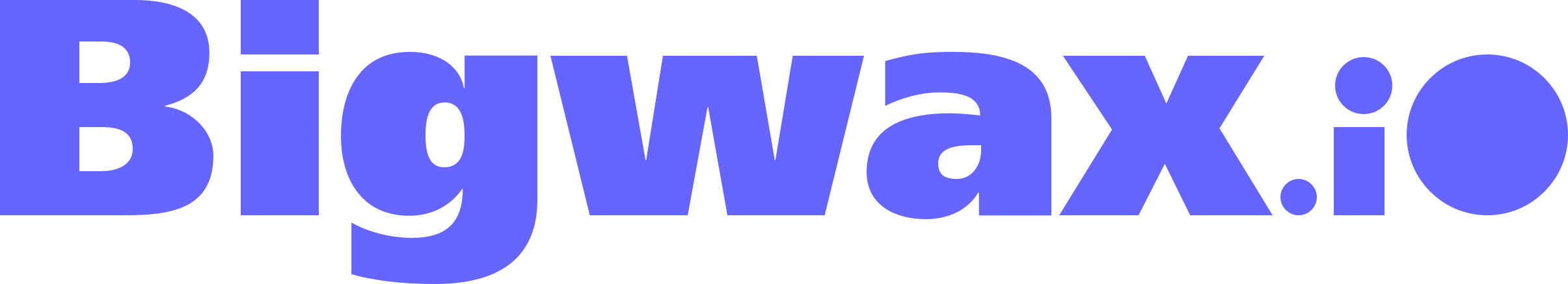 Bigwax.iO Logo