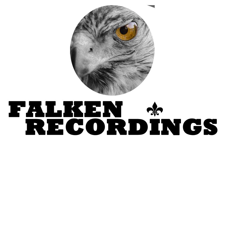 Falken Recordings Label Logo