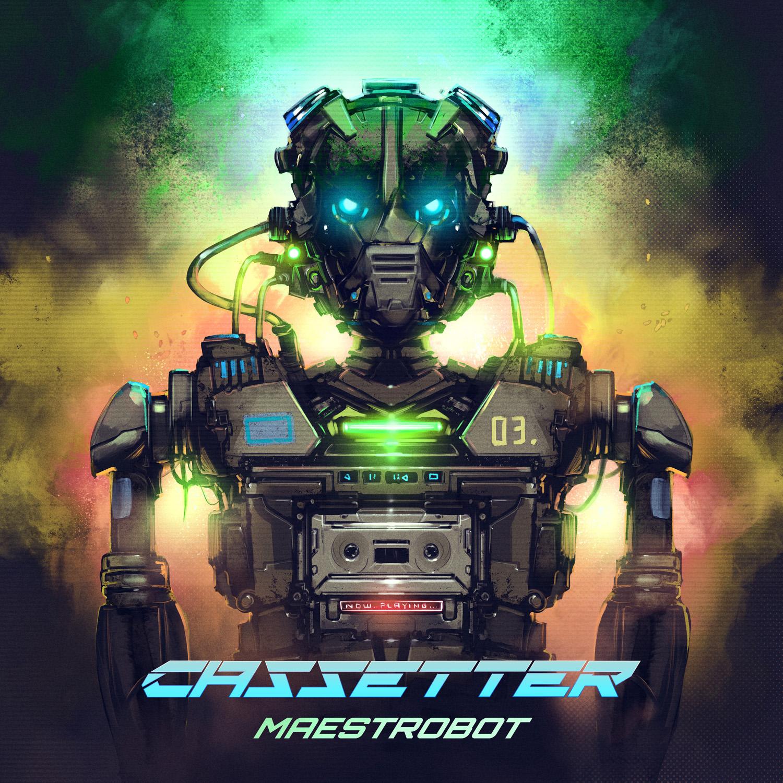 Cassetter - Maestrobot (Single) Image