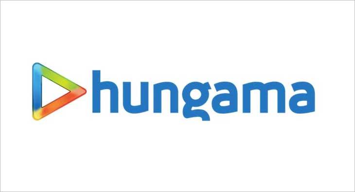 Hungama Music Logo