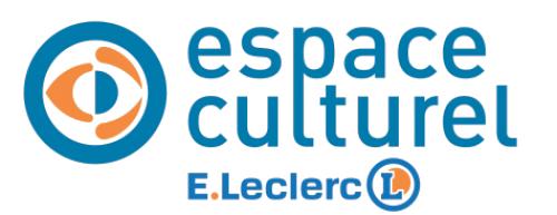 Espace Culturel Leclerc Logo
