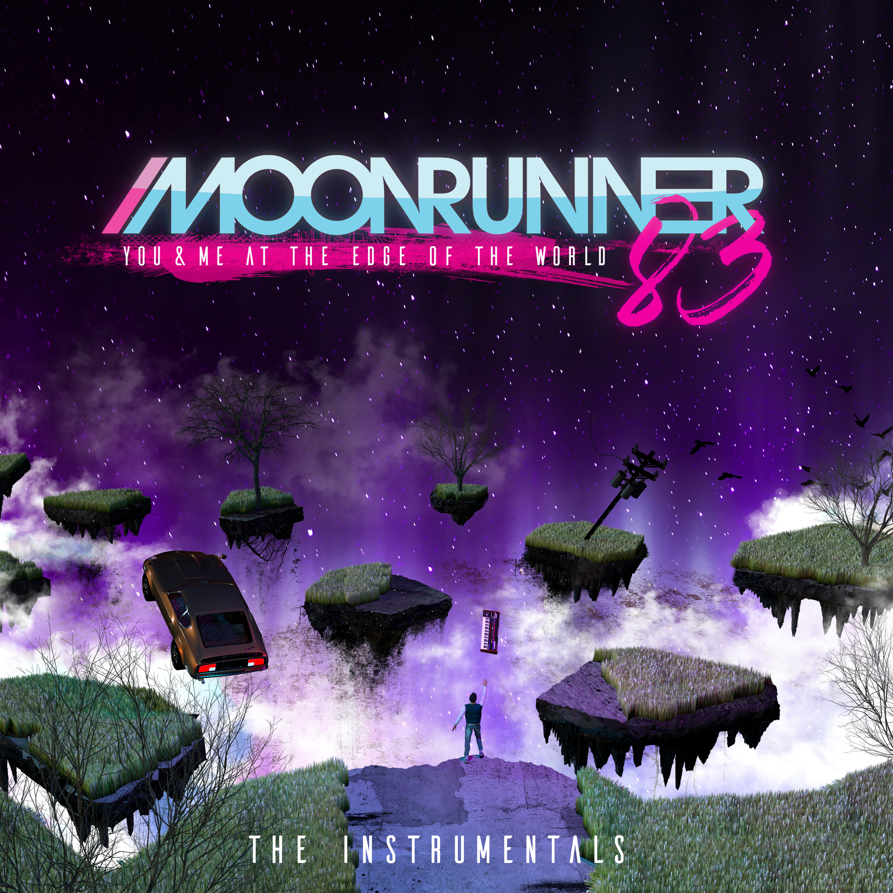 Moonrunner83 - You & Me At The Edge Of The World (The Instrumentals) Image