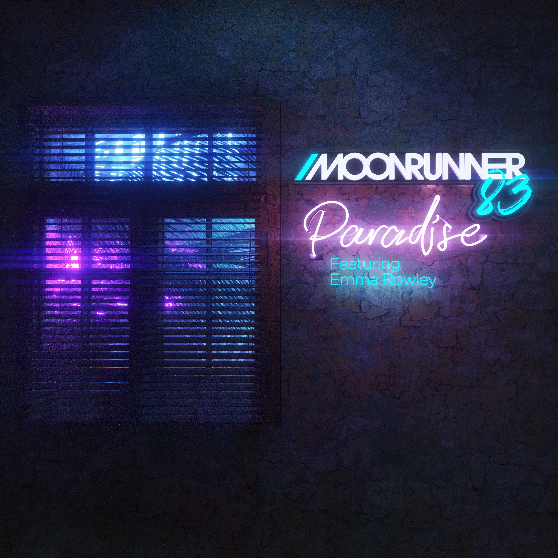 Moonrunner83 - Paradise (feat. Emma Rowley) [Single] Image