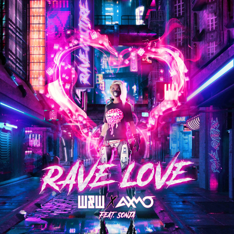 Rave Love Image