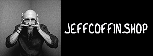 Jeff Coffin Shop Logo