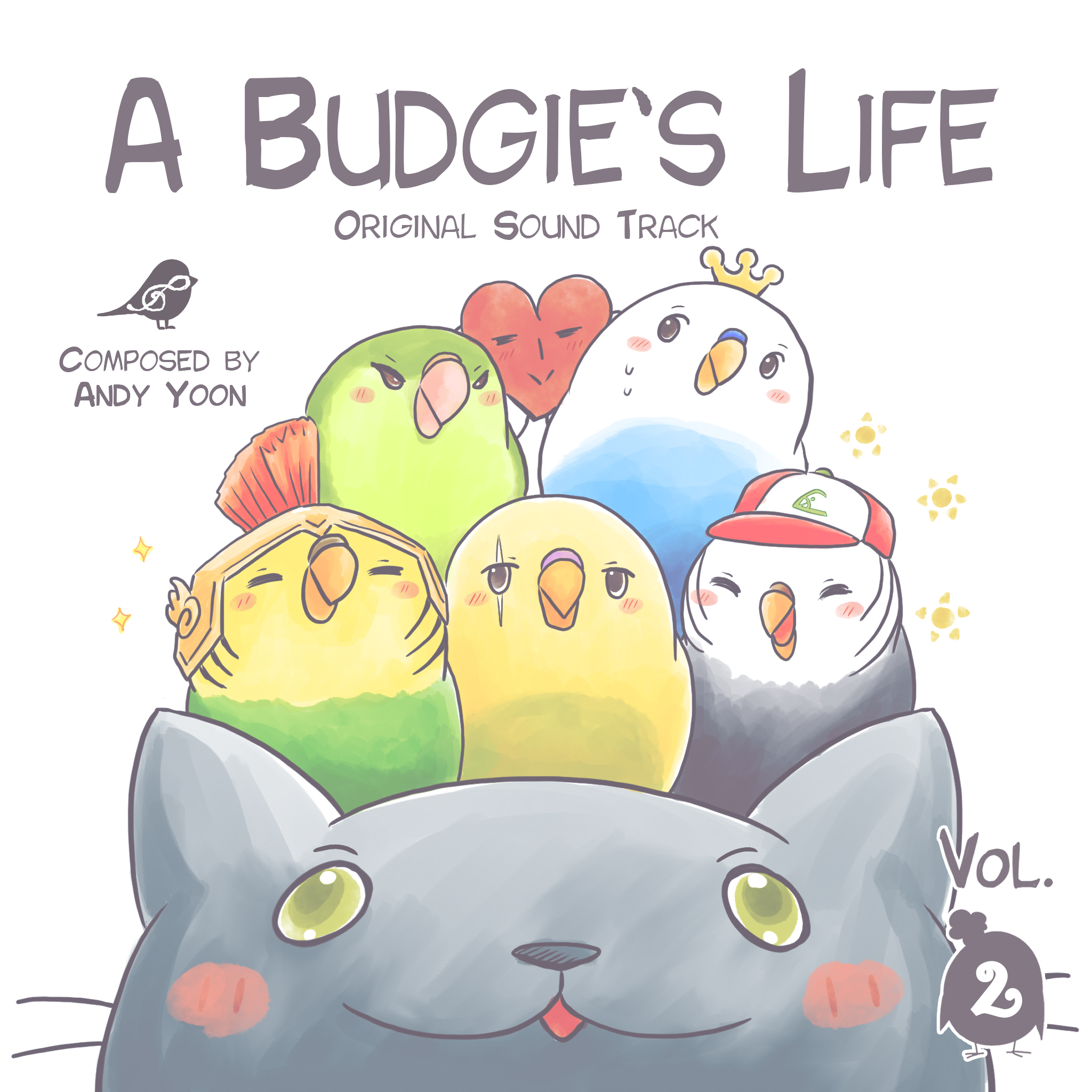 A Budgie's Life Original Soundtrack Vol  2 by - Free download on ToneDen