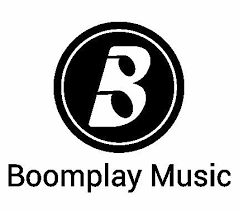 Boom play Music  Logo