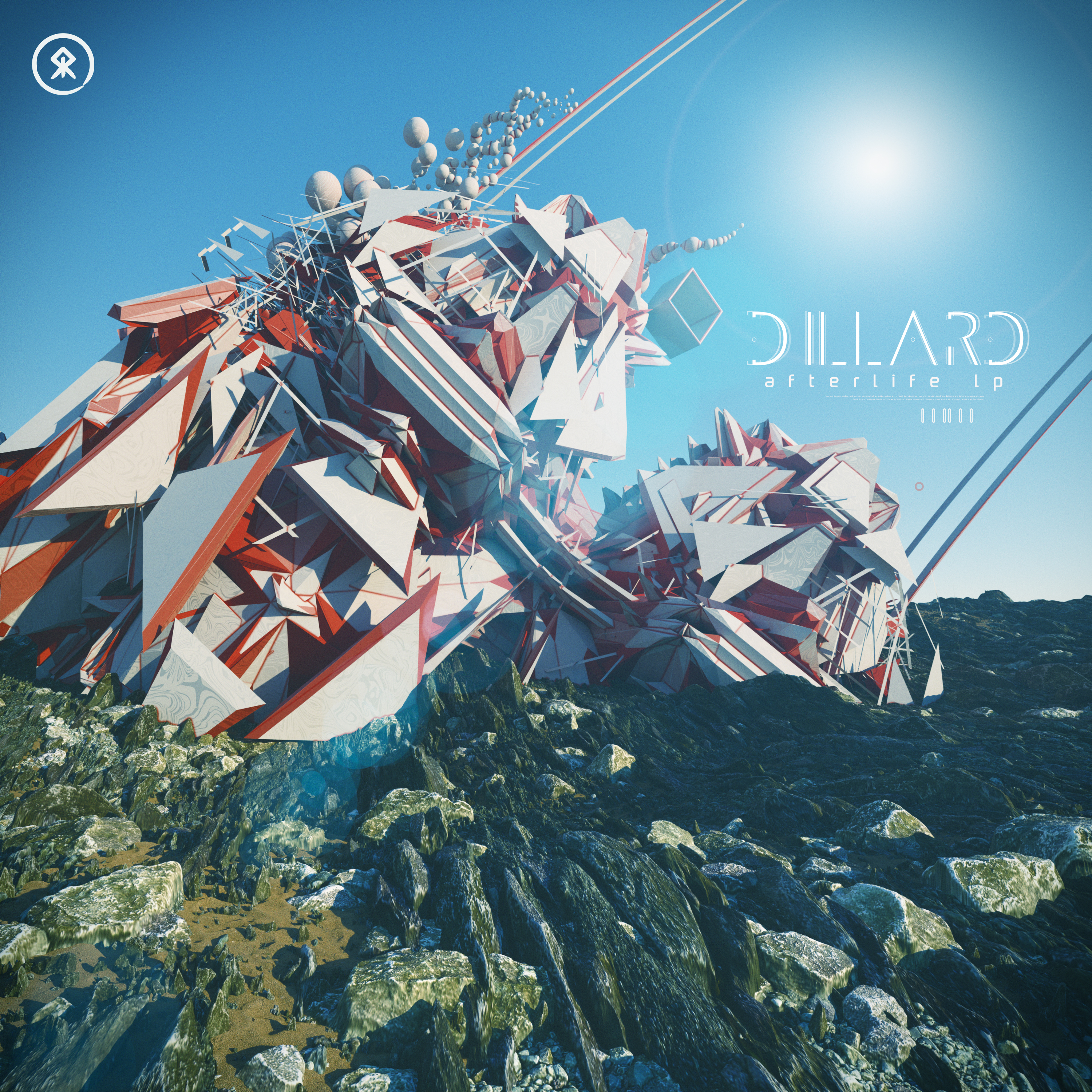 'Afterlife' LP by Dillard Image