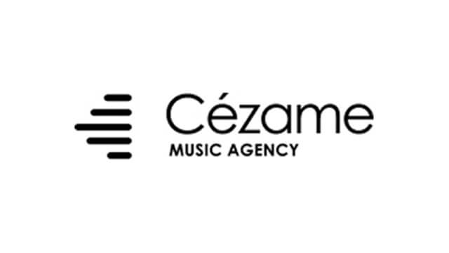 Cezame Music Agency Logo