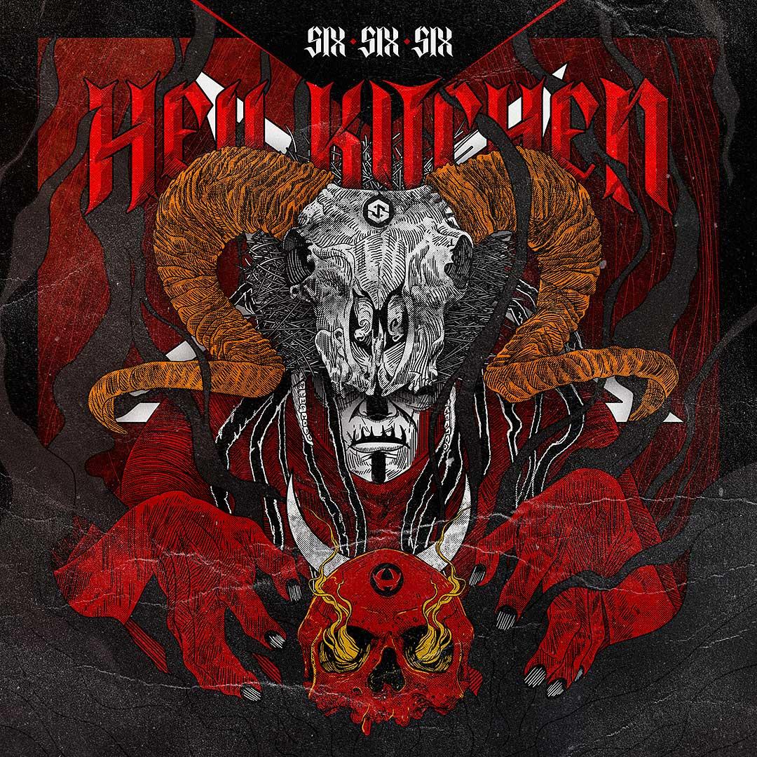 Hell Kitchen - Six Six Six single Image