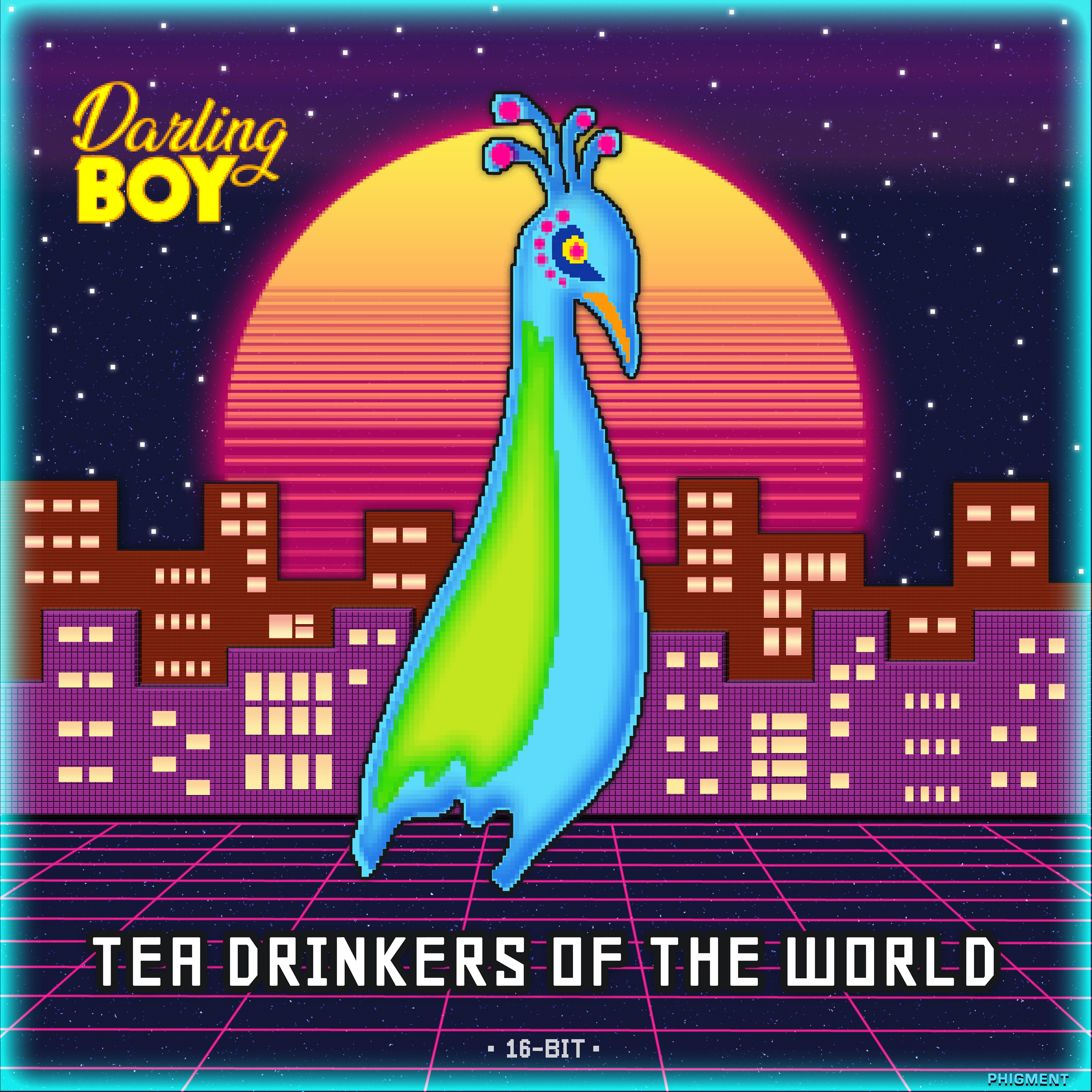Tea Drinkers Of The World Image