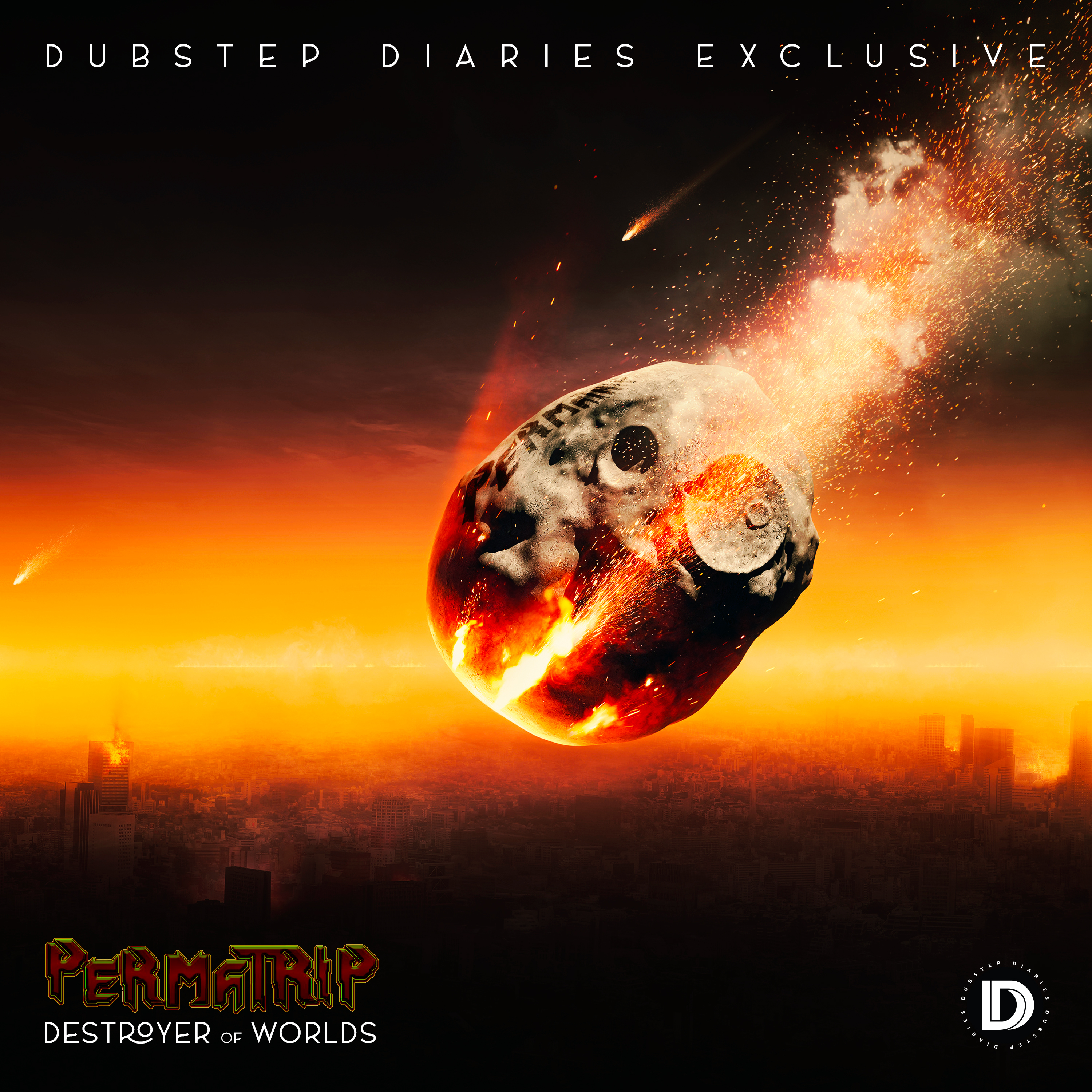 Perma-Trip - Destroyer Of Worlds [Dubstep Diaries Exclusive] Image