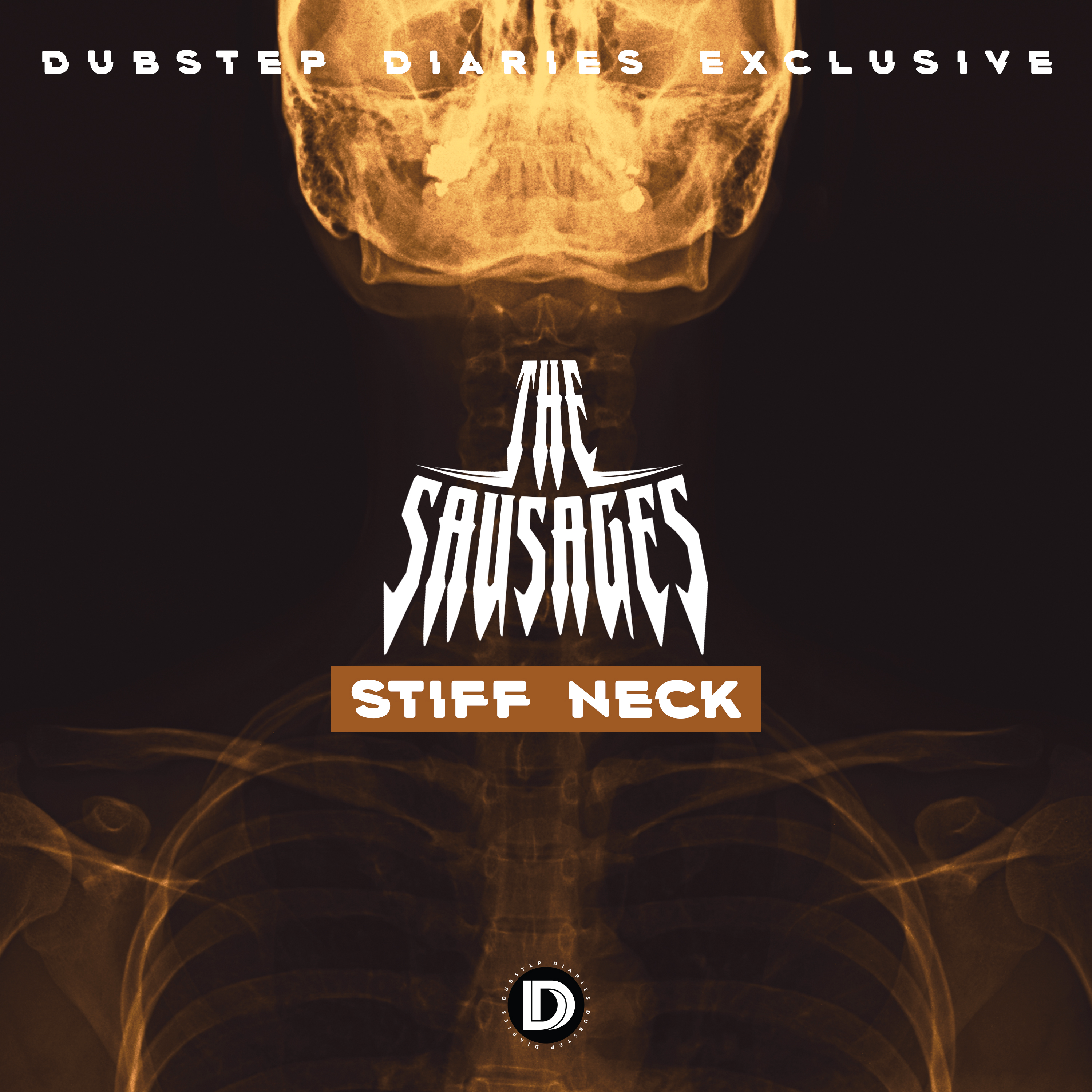 The Sausages - Stiff Neck [Dubstep Diaries Exclusive] Image